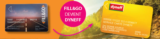 Fill Go devient Dyneff